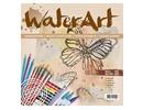 Water Art Aquarelpapier 12x12 Inch (1078)