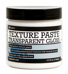 Ranger Texture Paste Transparante Gloss (INK44741)
