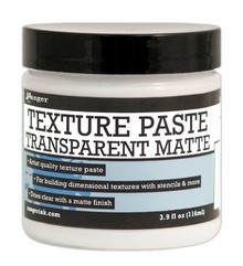 Ranger Texture Paste Transparante Matte (INK44727)