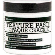 Ranger Texture Paste Opaque Crackle (INK57505)