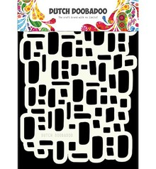 Dutch Doobadoo Dutch Mask Art A5 Rocks (470.715.127)