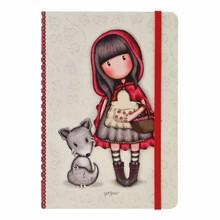 Gorjuss Little Red Riding Hood Hardcover Notebook (230EC55)