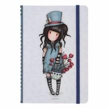Gorjuss The Hatter Hardcover Notebook (230EC56)