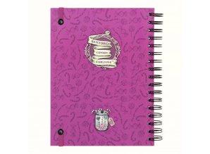 Gorjuss Sugar And Spice Double Cover Wirobound Journal (816GJ01)