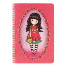 Gorjuss Every Summer Has A Story A5 Stitched Notebook (314GJ30)