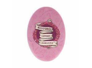 Gorjuss Sugar And Spice Oval Trinket Tin (793GJ01)
