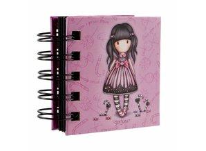 Gorjuss Sugar And Spice Sticky Notes Book (810GJ01)