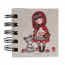 Gorjuss Little Red Riding Hood Sticky Notes Book (810GJ03)