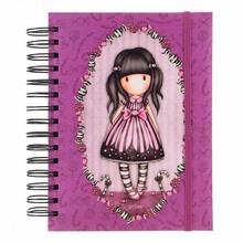 Gorjuss Sugar And Spice Organisational Journal (201GJ06)