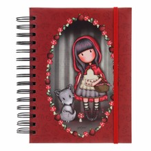 Gorjuss Little Red Riding Hood Organisational Journal (201GJ07)