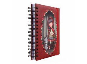 Gorjuss Little Red Riding Hood Organisational Journal (201GJ07)