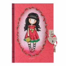 Gorjuss Every Summer Has A Story Lockable Journal (815GJ01)