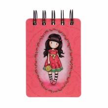 Gorjuss Every Summer Has A Story Mini Wirobound Notebook (598GJ11)