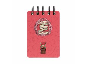 Gorjuss Every Summer Has A Story Mini Wirobound Notebook (598GJ11)