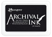 Ranger Archival Ink Jet Black (AIP31468)