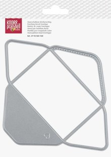 KnorrPrandell Snijmallen Mini Enveloppe (2118560160)