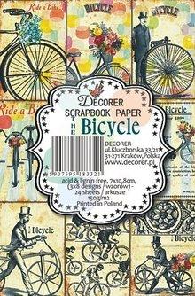 Decorer Bicycle Paper Pads (7x10,8cm) (M35)
