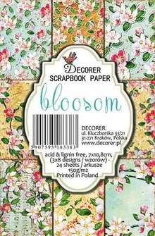 Decorer Bloosom Paper Pack (7x10,8cm) (M44)