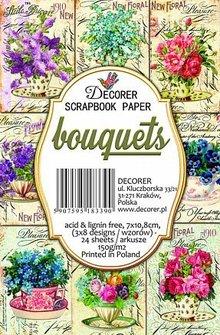 Decorer Bouquets Paper Pack (7x10,8cm) (M45)