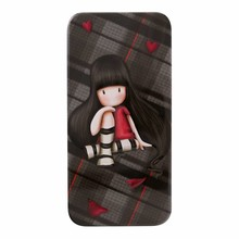 Gorjuss Tartan The Collector Pencil Tin (288GJ21)