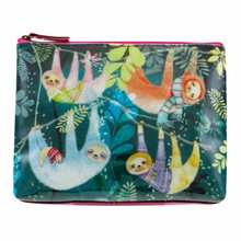Santoro Sloths Large Accessory Case (714EC03)