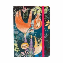Santoro Sloths A6 Notebook (766EC01)