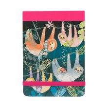 Santoro Sloths Pocket Notebook (711EC03)