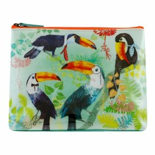 Santoro Toucans Large Accessory Case (714EC04)