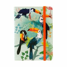Santoro Toucans A6 Notebook (766EC02)