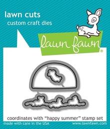Lawn Fawn Happy Summer Dies (LF904)