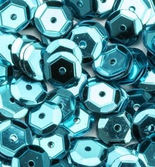 Paperpads.nl SELECT Sequins Turquoise (12212-1208)