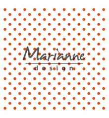 Marianne Design 3D Design Folder Polka Dots (DF3447)