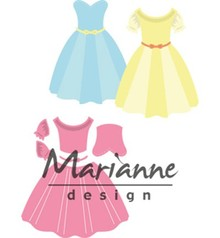 Marianne Design Collectable Dress (COL1452)