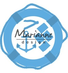 Marianne Design Creatable Nautical Set (LR0532)