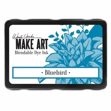 Ranger Wendy Vecchi Make Art Blendable Dye Ink Pad Bluebird (WVD62578)