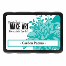 Ranger Wendy Vecchi Make Art Blendable Dye Ink Pad Garden Patine (WVD62608)