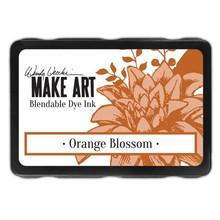 Ranger Wendy Vecchi Make Art Blendable Dye Ink Pad Orange Blossom (WVD62615)