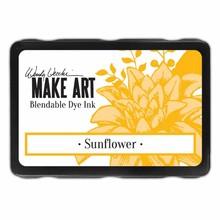 Ranger Wendy Vecchi Make Art Blendable Dye Ink Pad Sunflower (WVD62653)