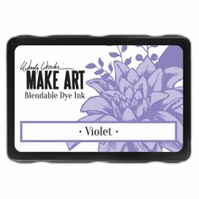 Ranger Wendy Vecchi Make Art Blendable Dye Ink Pad Violet (WVD62660)