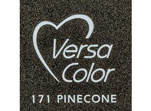 Tsukineko VersaColor 1 Inch Cube Ink Pad Pinecone (VS-171)
