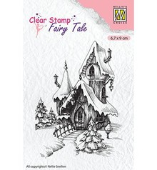 Nellie Snellen Fairy Castle Winter Clear Stamps (FTCS011)