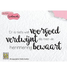 Nellie Snellen Voorgoed Clear Stamps (SENC007)