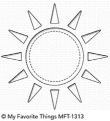 My Favorite Things Die-Namics Sunshine Shaker (MFT-1313)