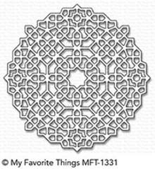 My Favorite Things Die-Namics Moroccan Mosaic (MFT-1331)