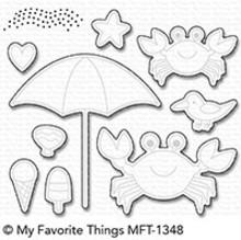My Favorite Things Die-Namics Just Beclaws (MFT-1348)