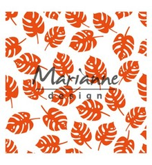 Marianne Design 3D Design Folder Tropical Leaves (DF3449)