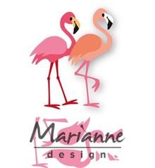 Marianne Design Collectable Eline's Flamingo (COL1456)