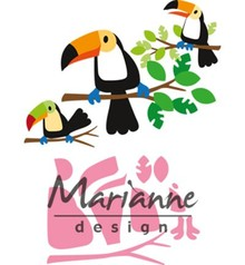 Marianne Design Collectable Eline's Toucan (COL1457)
