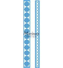 Marianne Design Creatable Anja's Long Border (LR0537)