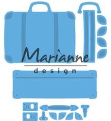 Marianne Design Creatable Suitcase (LR0542)